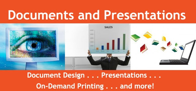 Documents & Presentations